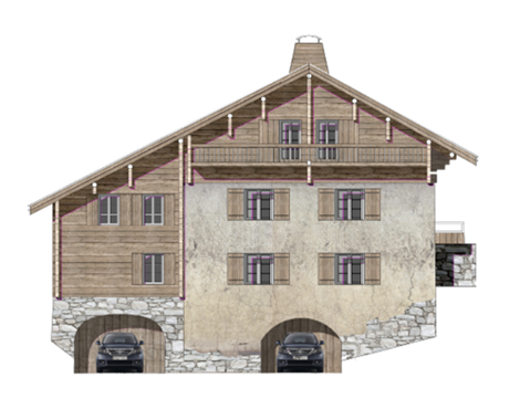 Les Chalets by PVG